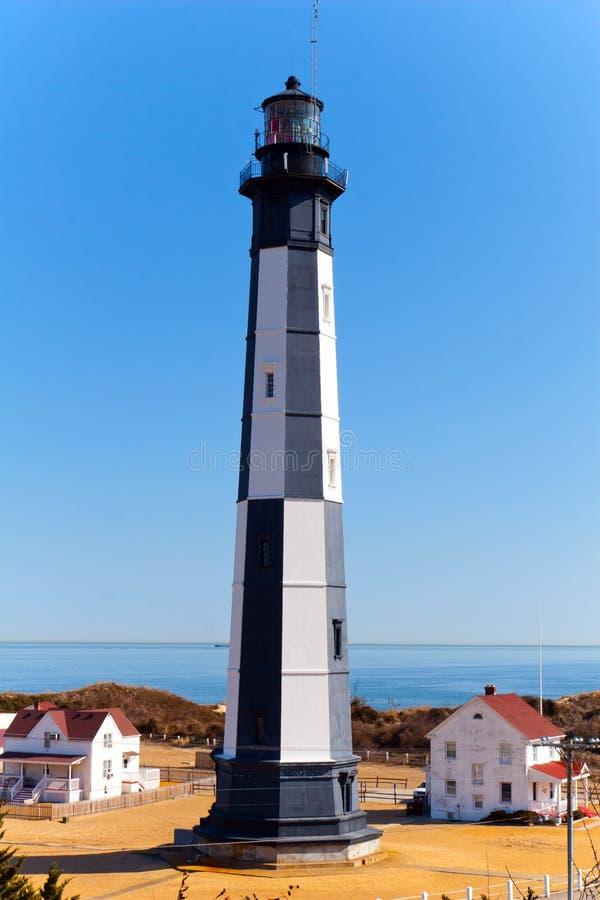 przylądka henry latarnia morska obraz stock