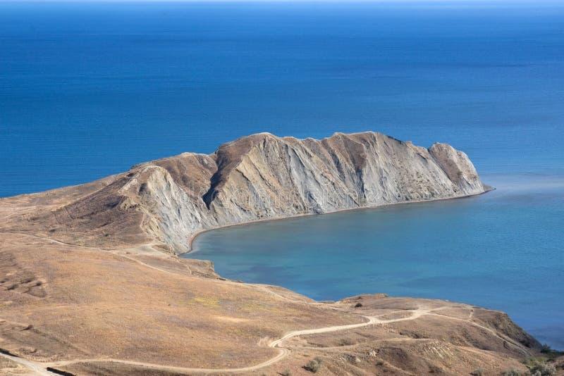 przylądka morze zdjęcie stock