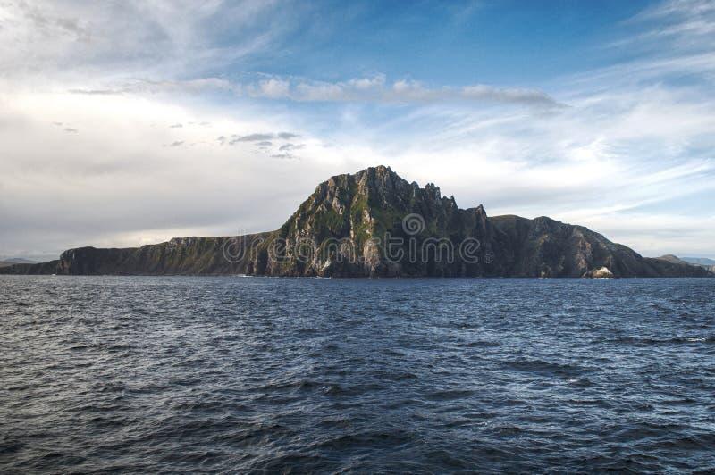 Przylądka róg, Chile zdjęcie royalty free