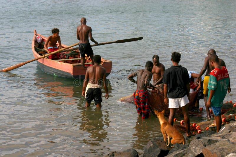 przylądka rybaków verde obrazy royalty free