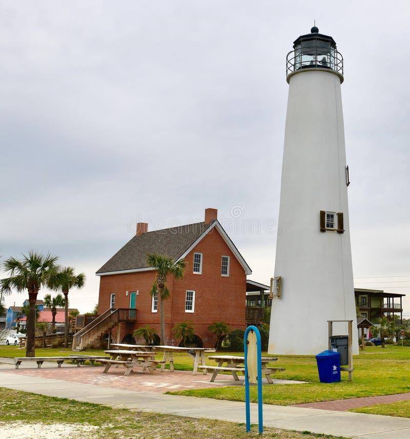 Przylądka St George latarnia morska -2 obraz stock