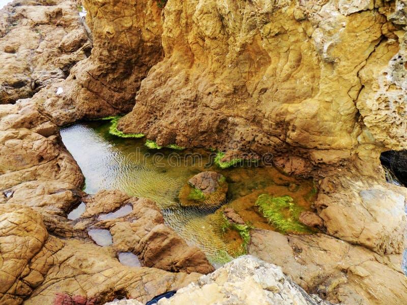 Przypływu basen obrazy stock