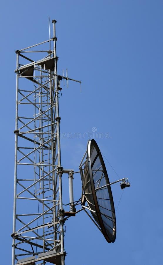 przypowieściowy antena pilon fotografia stock