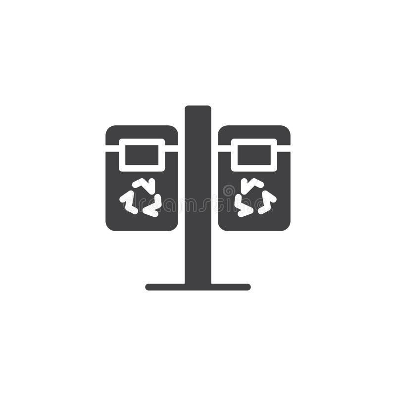 Download Przystanku Autobusowego Billboardu Ikony Wektor Ilustracja Wektor - Ilustracja złożonej z punkt, logo: 106919326