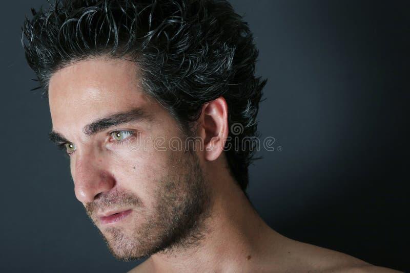 przystojni faceta fotografia royalty free