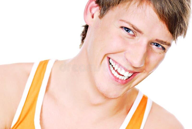 przystojny nastolatek obraz stock