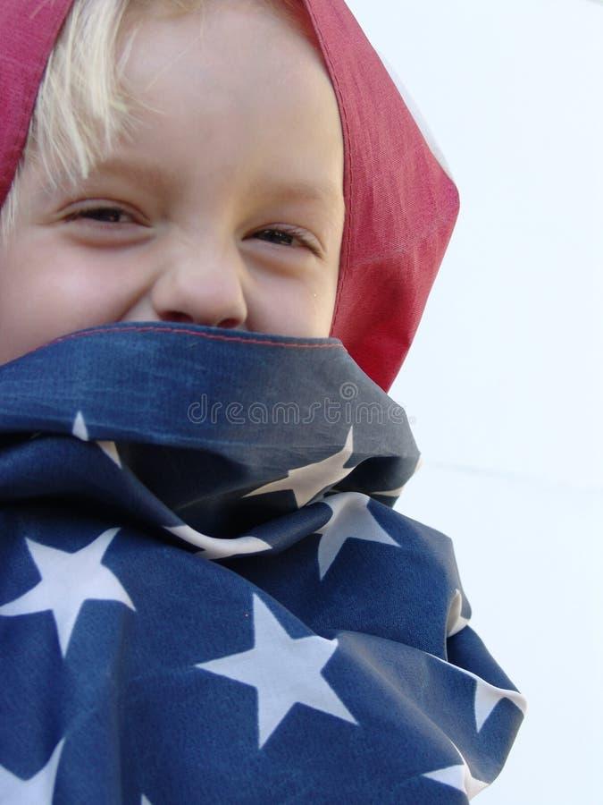 przyszłość jest ameryki fotografia stock