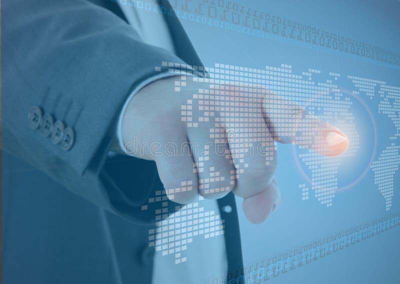 Przyszłościowy biznes obrazy stock