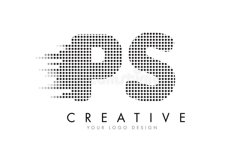 Ps p s letter logo with black dots and trails stock vector download ps p s letter logo with black dots and trails stock vector illustration thecheapjerseys Images