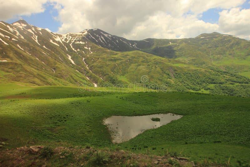 Pshavi, Gruzja fotografia stock