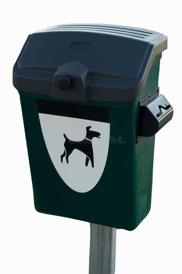 psi odpadów zdjęcia stock