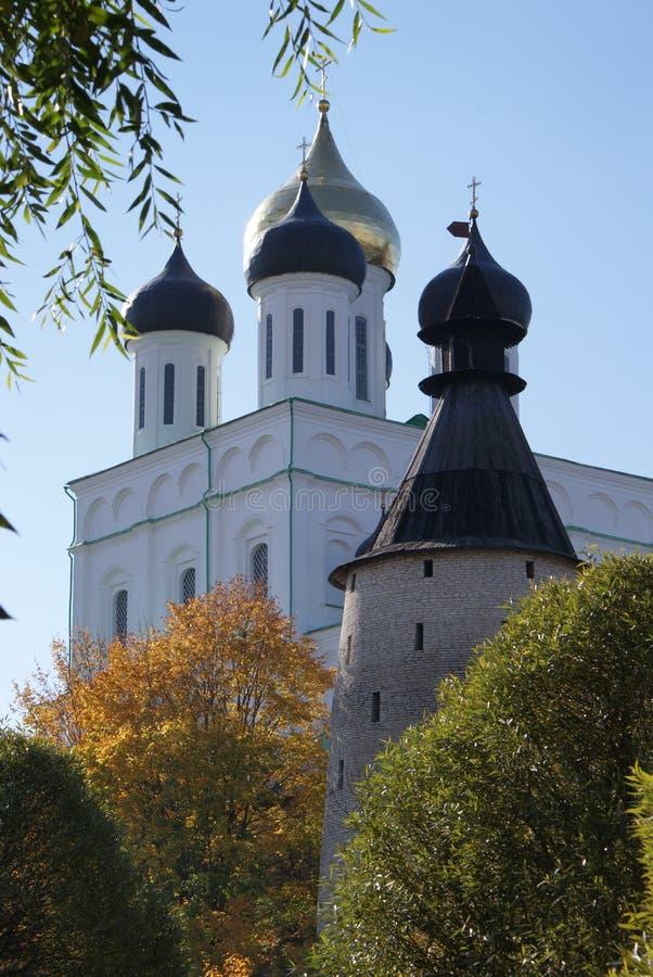Pskov Kremlin photos stock