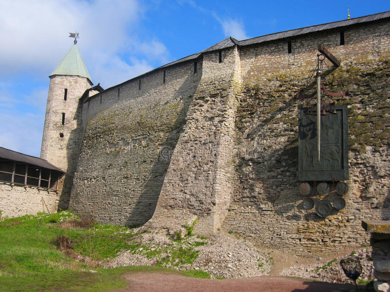 Download Pskov, Russia stock photo. Image of architecture, town - 13471492