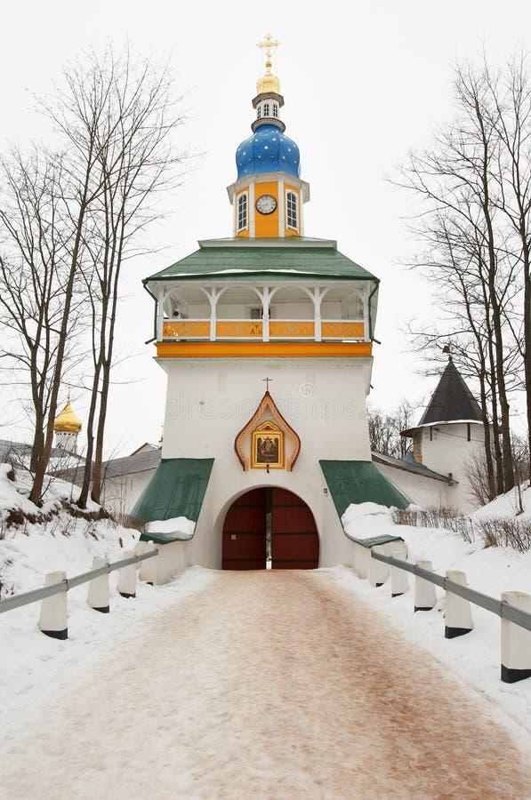 Free Pskovo-Pechersky Monastery Royalty Free Stock Photo - 20686365