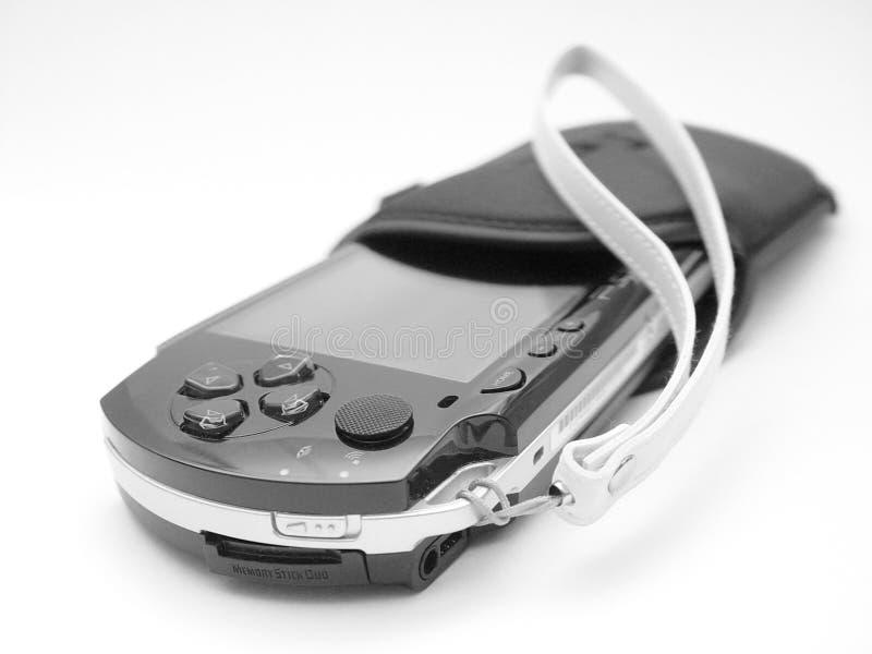 PSP royalty free stock image