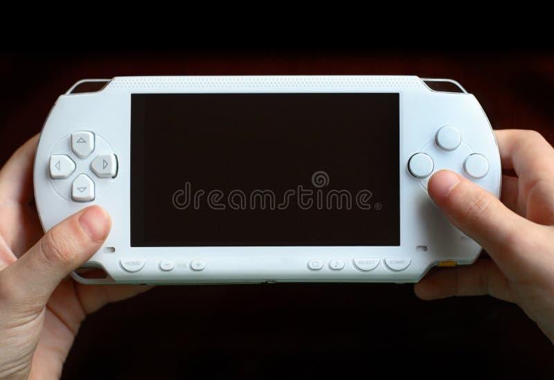 PSP (blanco de cerámica) fotografía de archivo