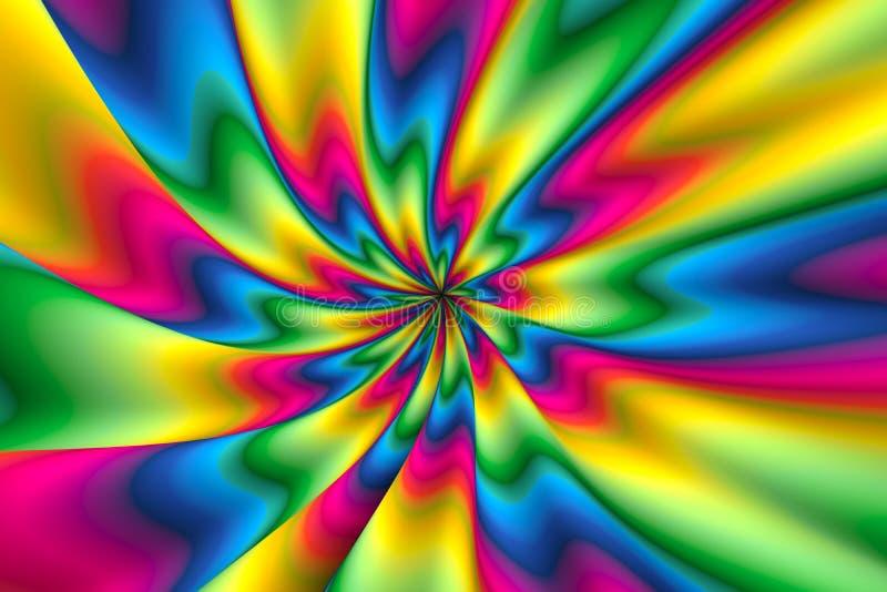 psychedelia απεικόνιση αποθεμάτων