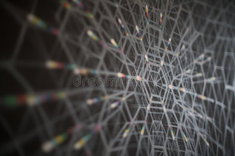 Psychedelic εικόνα στοκ φωτογραφία με δικαίωμα ελεύθερης χρήσης