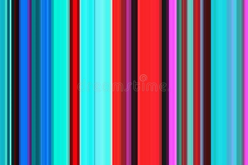 Psychedelic σχέδιο λωρίδων υποβάθρου παραισθησιογόνο χρώματα ελεύθερη απεικόνιση δικαιώματος
