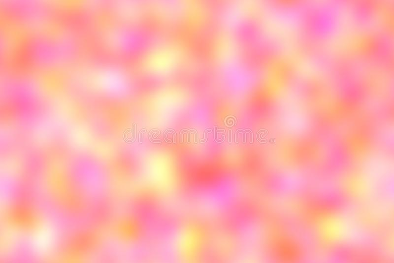 Psychedelic abstract geometrical background with pastel colors stock photos
