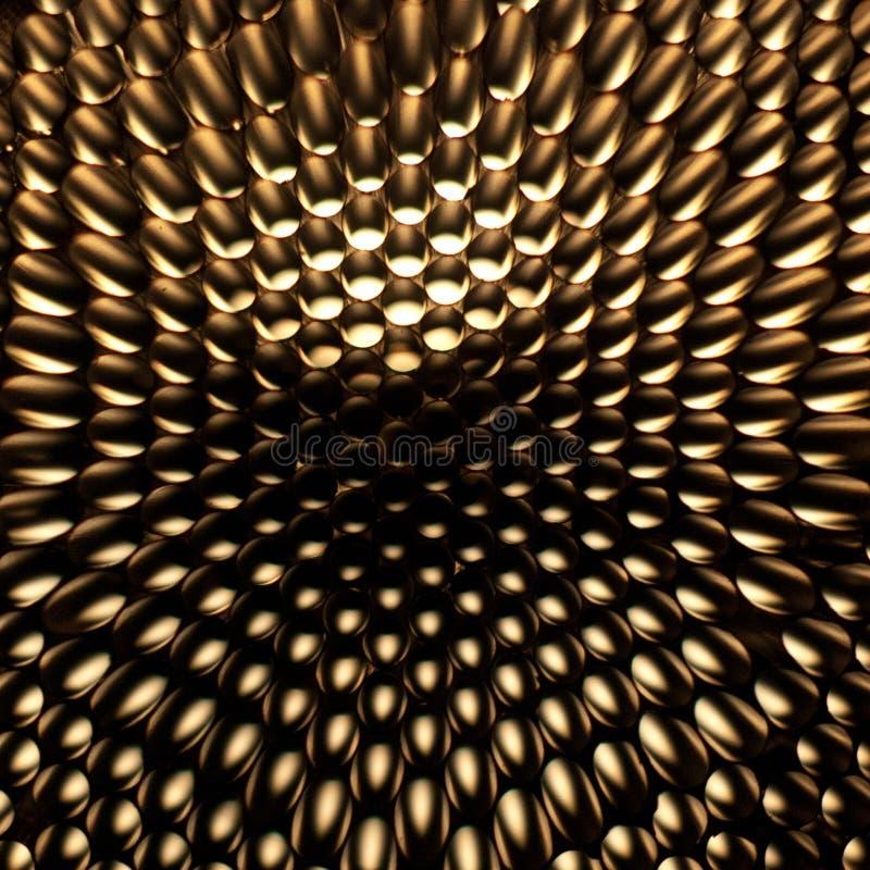 Psychedelic textur royaltyfri bild