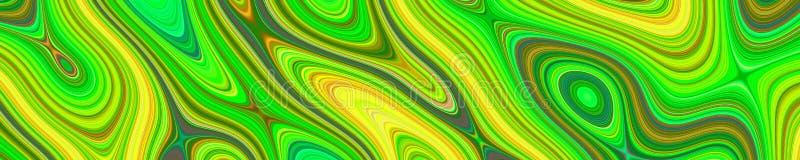 Psychodelicznego sieć abstrakta deseniowy i hipnotyczny tło, stubarwna stopka ilustracji