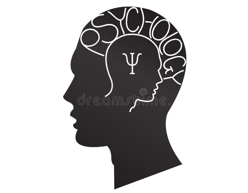 psychology ilustração do vetor