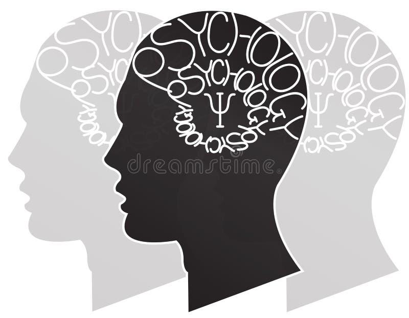 psychology ilustração royalty free