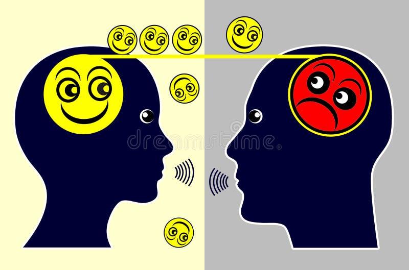 psychotherapy vector illustratie
