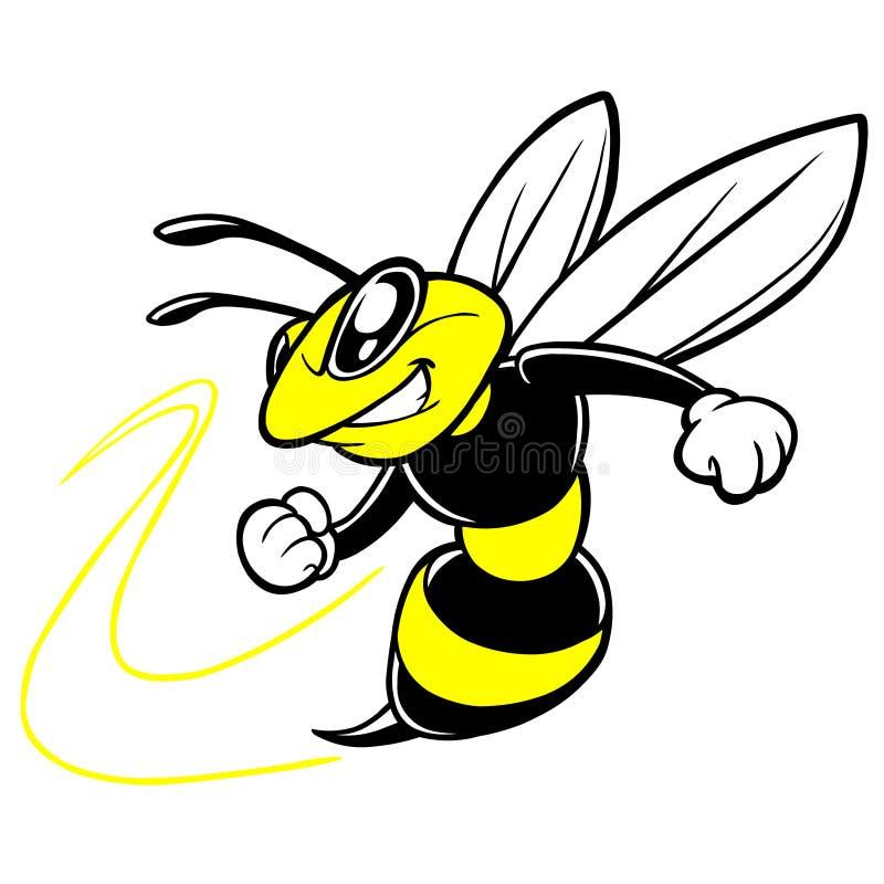 Pszczoły Drużynowa maskotka