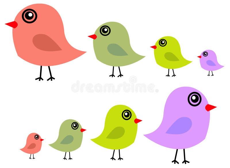 ptak ilustracja wektor
