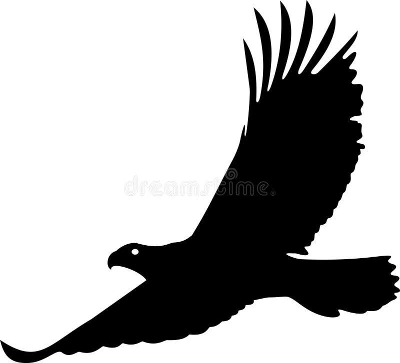Ptak zdobycza wektor ilustracja wektor