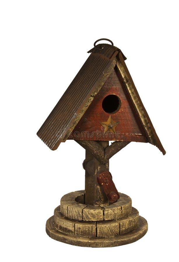 ptaka domu życzę target123_0_ fotografia royalty free
