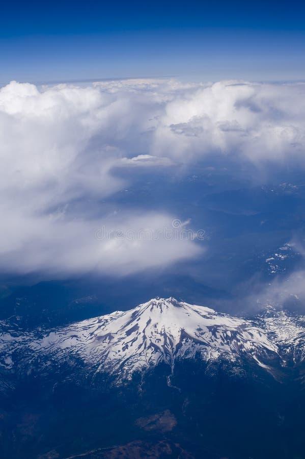 ptasi oka kapiszonu mt Oregon s usa widok fotografia stock