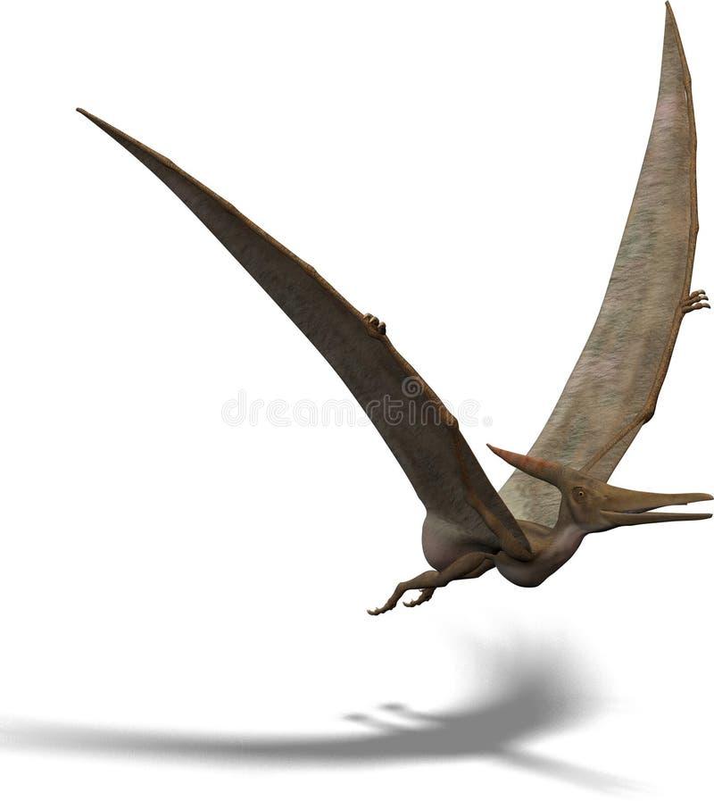 Pteranodon photo stock