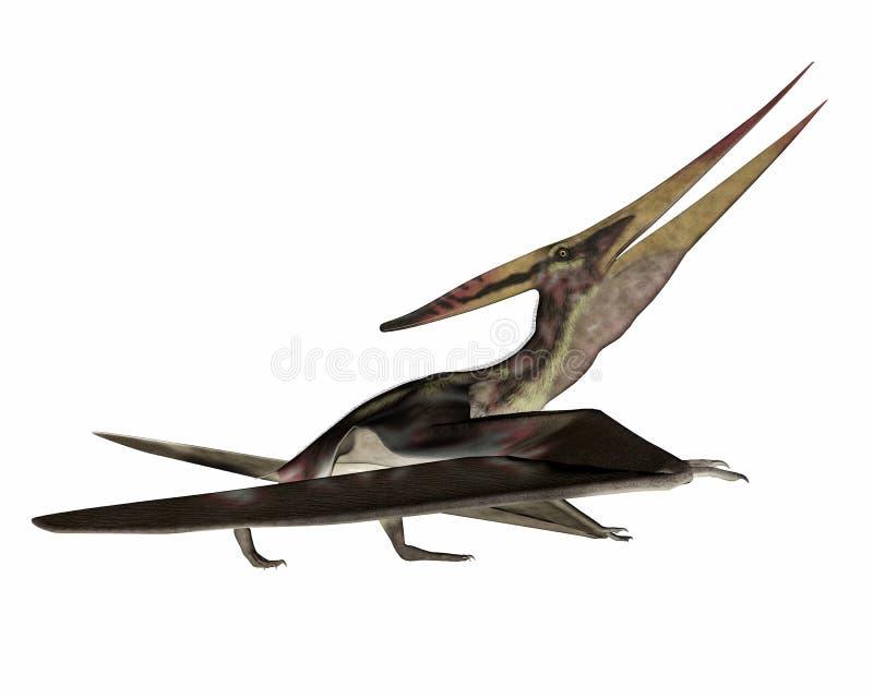 Pteranodon que camina - 3D rinden libre illustration