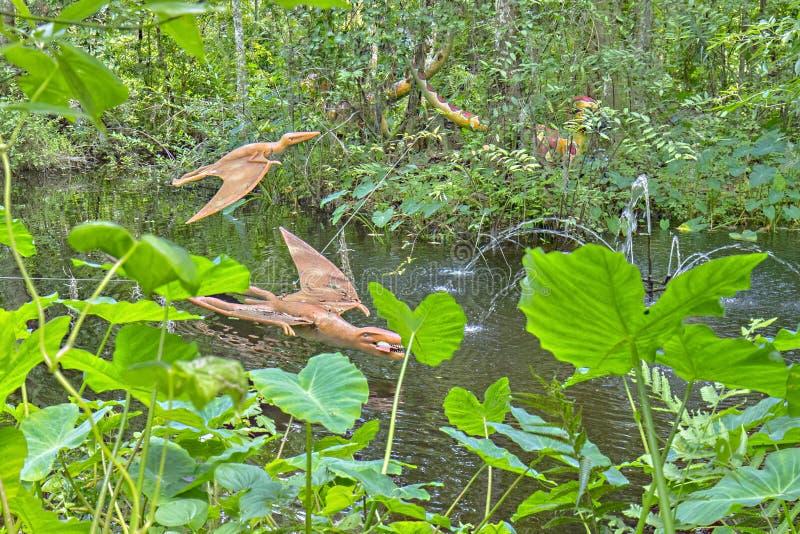 Pterodactylus stock afbeeldingen