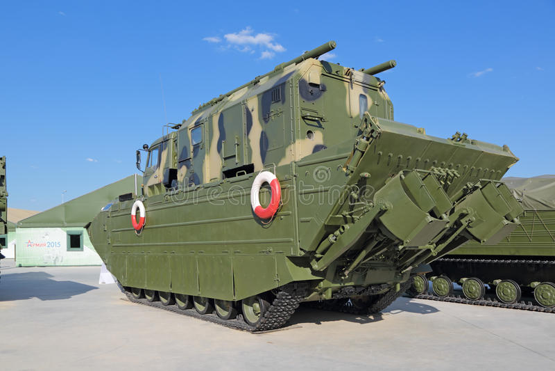 PTS-4 免版税库存照片