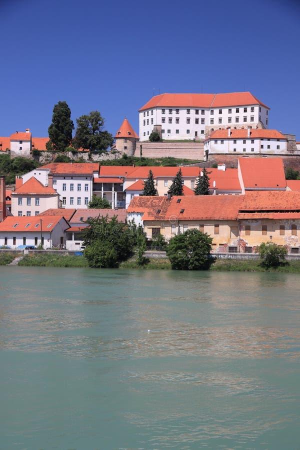 Ptuj, Eslovenia imagen de archivo libre de regalías