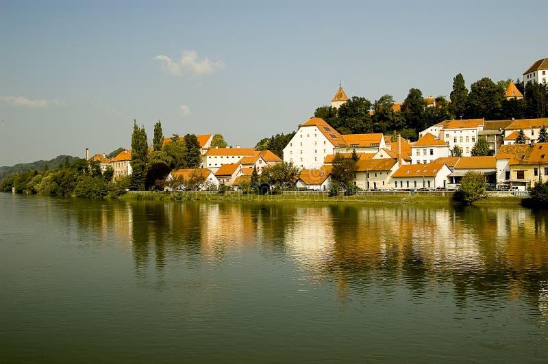 Ptuj, Slovénie photos stock