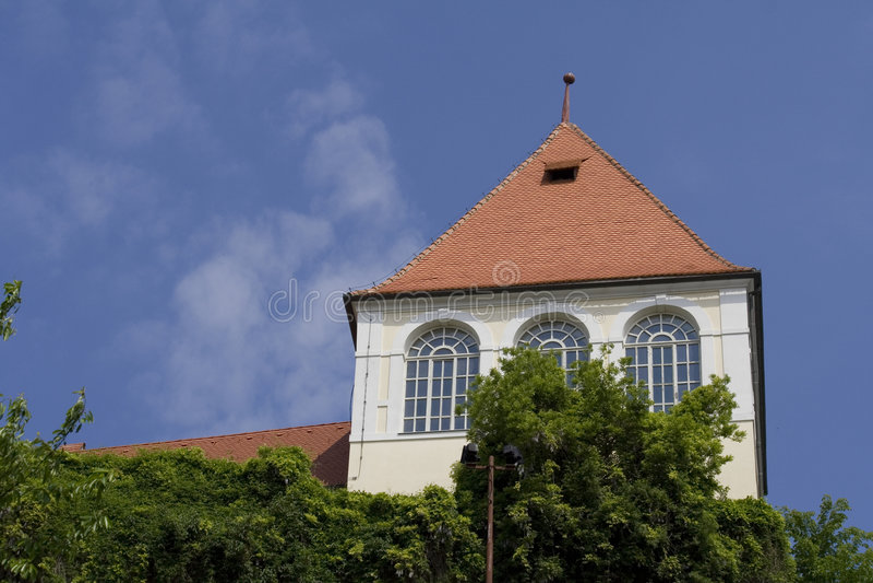 ptuj Slovénie photographie stock