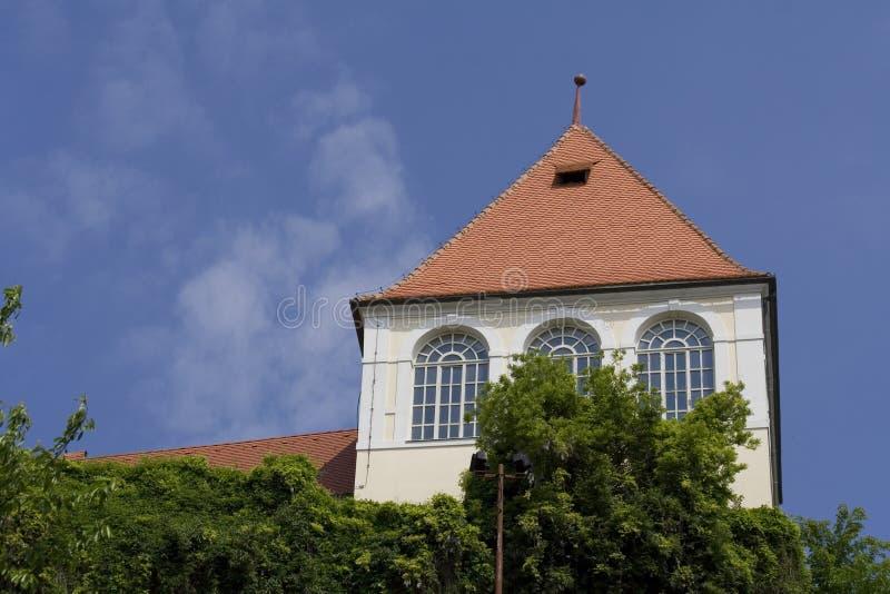 ptuj Slovenia fotografia stock