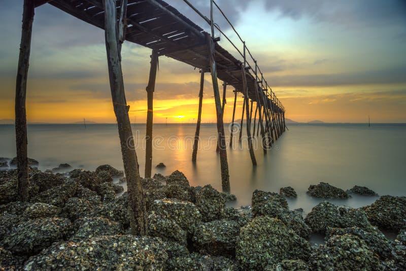 Può il ponte del gio fotografie stock libere da diritti