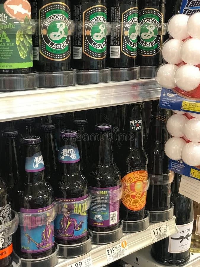 Puanteur de bière ? photos stock