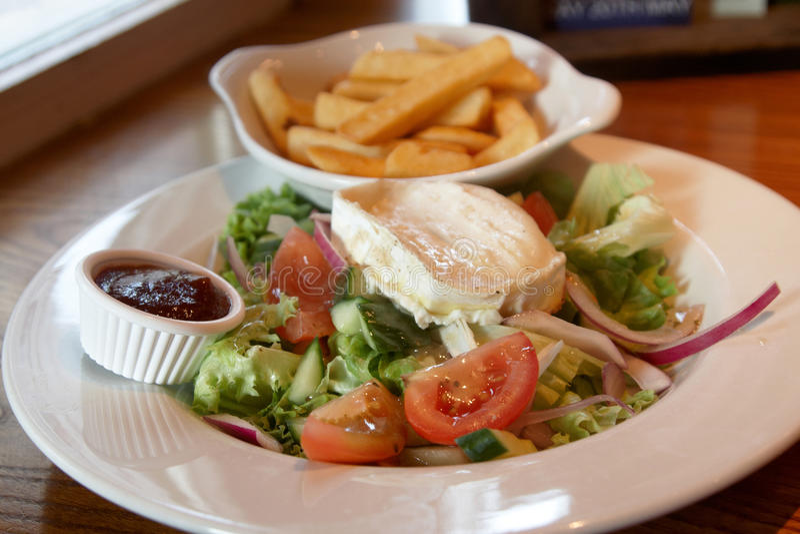 pub еды стоковое фото rf