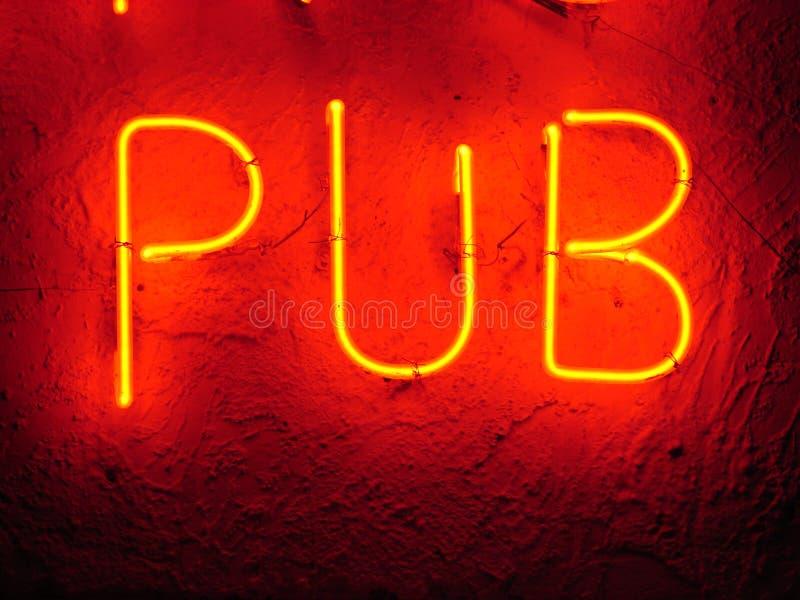 pub royaltyfri bild