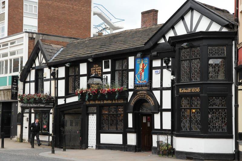 Pub in Bolton UK stock foto's