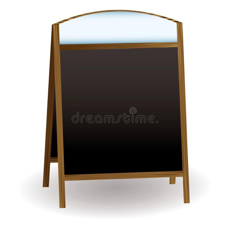Download Pub chalkboard stock vector. Illustration of message, info - 8673692