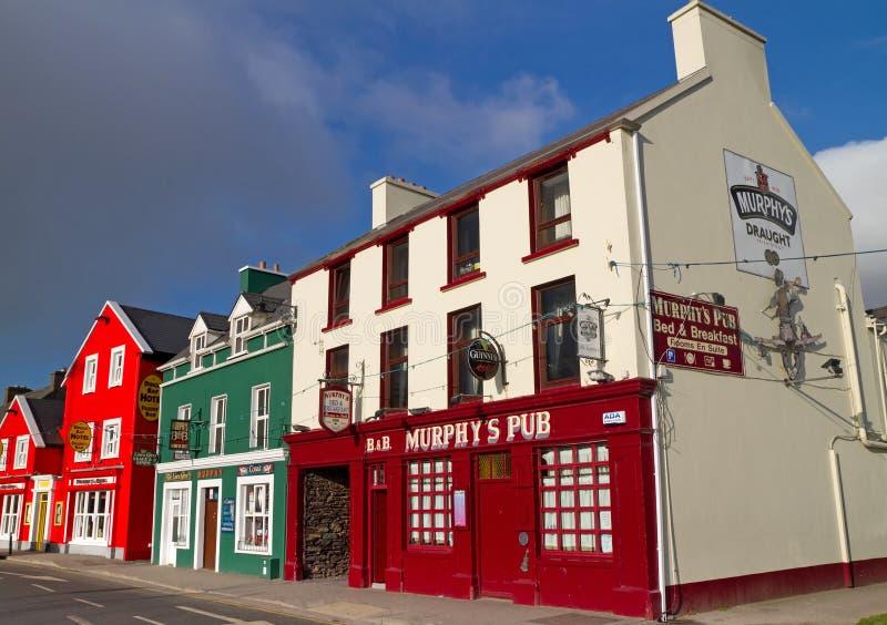 Pub De Murphy Foto Editorial