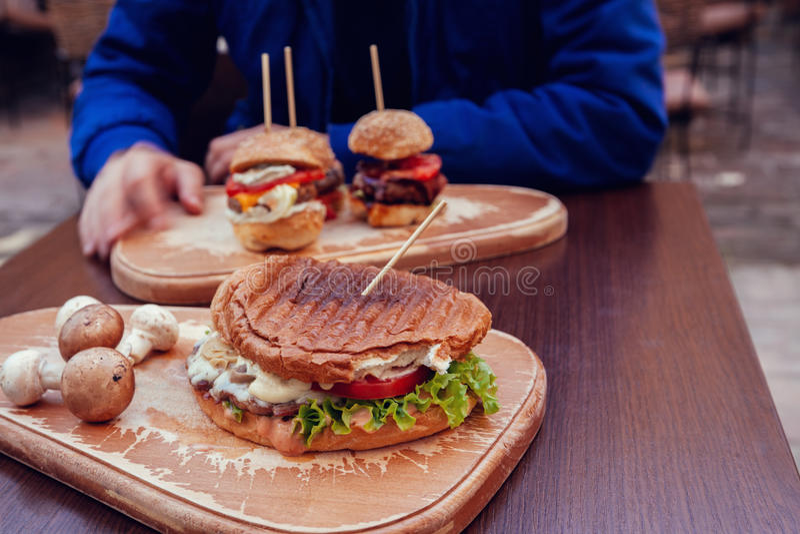 Pub Food royalty free stock photos